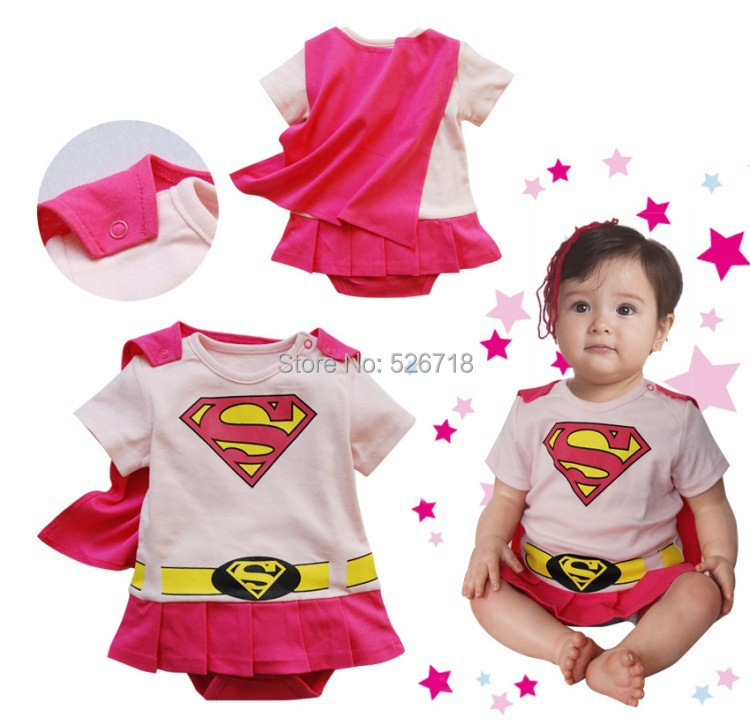 Mother & Kids ... Baby Clothing ... 32265469138 ... 3 ... Hot! 2019 New Fashion Cartoon Cotton Kids Boys Clothes Jumpsuit Batman Baby Boy Rompers Superman Baby Gilr Romper Baby Costume ...