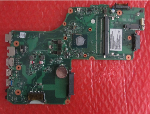 V000325170 C50 connect with printer motherboard full test  lap connect board 639521 001 g6 g6 1000 connect with printer motherboard full test lap connect board
