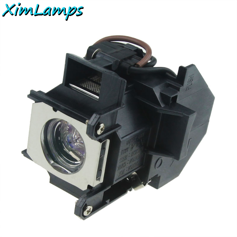 Hot Selling Module Replacement Projector Lamps V13H010L40 / ELPLP40 - Lamp With Housing for Epson EMP-1810, EMP-1815, EMP-1825 awo sp lamp 016 replacement projector lamp compatible module for infocus lp850 lp860 ask c450 c460 proxima dp8500x