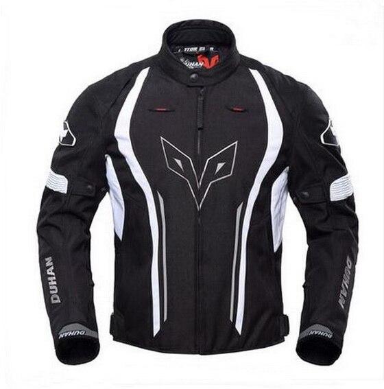 2017 nouveau DUHAN moto course costumes veste cross country moto équitation vestes imperméable à l'eau en fil texturé à l'air 600D - 3