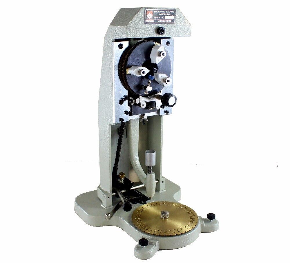 ¡Nuevo! Máquina de grabado de anillo, grabador de anillo interior, grabado de letras y números en anillo, herramienta de fabricación de joyas, joyero de la máquina - 2