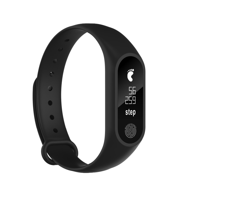 M2 Plus Smart Bracelet Heart Rate Monitor Bluetooth Smartband Health Fitness Tracker Smart Band Wristband for Android iOS xiaomi