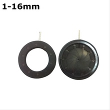 Discount! 1-16 mm Amplifying Diameter Zoom Optical Iris Diaphragm Aperture Condenser with 10 Blades for Digital Camera Microscope Adapter