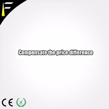 Shipping Cost Compensate the price difference