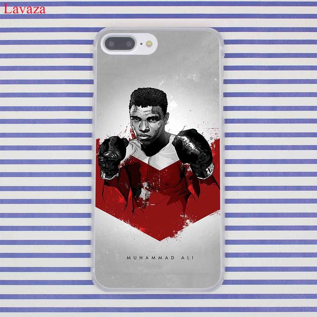 Muhammad Ali Phone Case  iPhone 10 X 8 7 6 6s Plus 5 5S SE 5C 4 4S