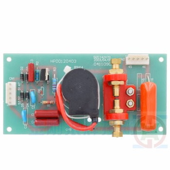 YDT SCR Silicon controlled argon arc welder ws-200 high frequency board high pressure board image