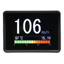 CXAT A203 многофункциональный смарт автомобиль OBD HUD Дисплей