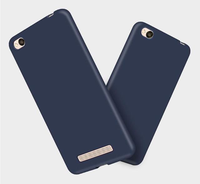 newest c4032 b1c24 US $4.23 20% OFF Xiaomi Redmi 4A 4X phone cases 4X Back cover PC Soft case  for original xiaomi mi redmi 4A smartphone protective case -in Fitted Cases  ...