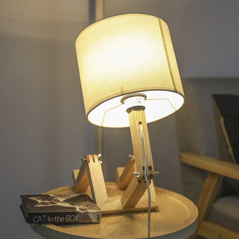 Creative Smart Balance Magnetic Switch LED Table Night Light Lamp For Halloween Christmas Lights Decoration USB Powered