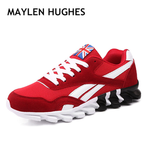 Image 2 - New Spring Autumn casual shoes men Big size37 49 sneaker trendy comfortable mesh fashion lace up Adult men shoes zapatos hombre