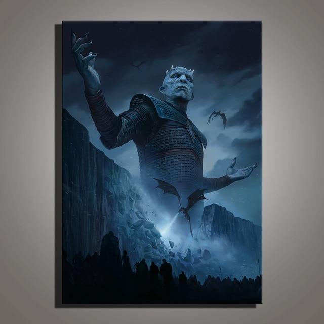 """Night's King"" Poster"