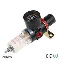 AFR2000 Pneumatic Source Treatment Unit 1 4 Air Filter Pressure Regulator