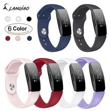 Trendy Simple Soft Silicone Watchband Strap Replacement breathe freely Smart watchband for Men Women New 2019