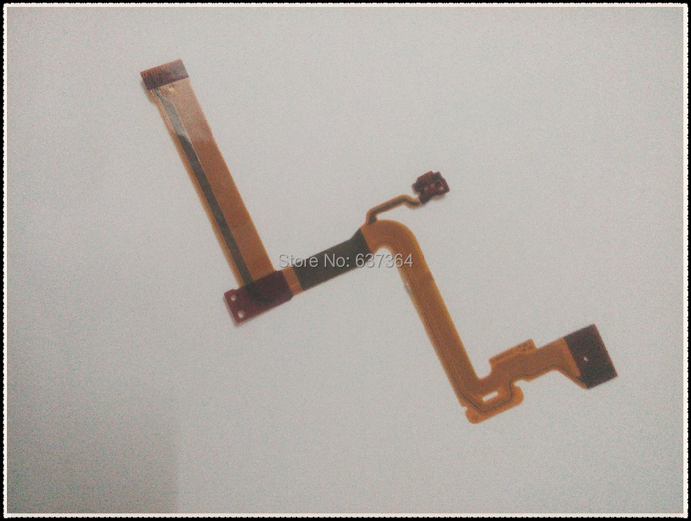 1PCS NEW Video Camera Repair Parts For PANASONIC HC-V10 GK V10 LCD Flex Cable