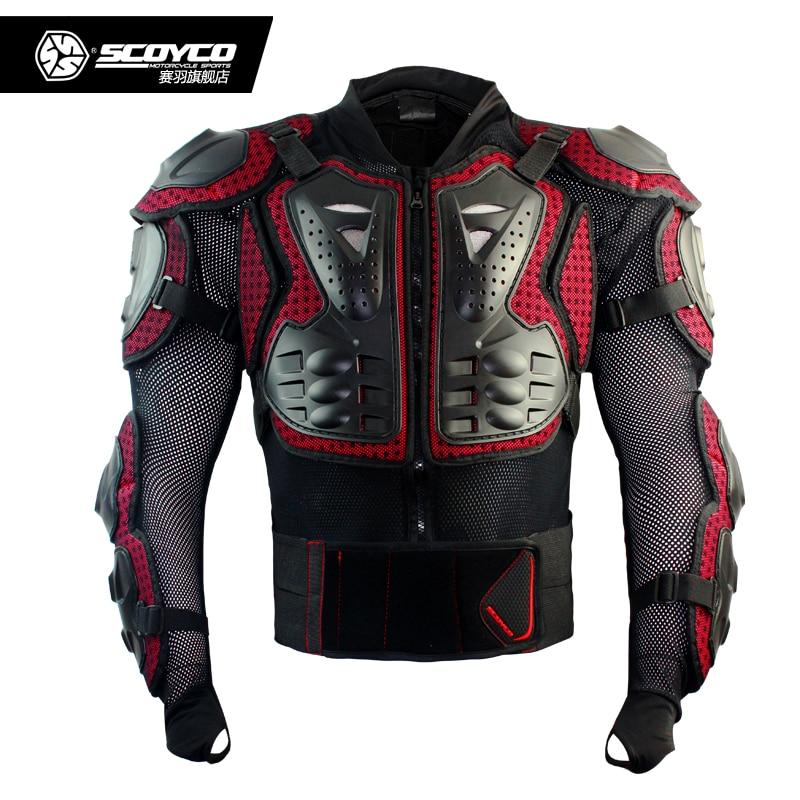 SCOYCO AM02 2 moto cross Body vêtements équestre moto rcycle protecteur moto protecto tout terrain moto rbike poitrine armure veste - 2