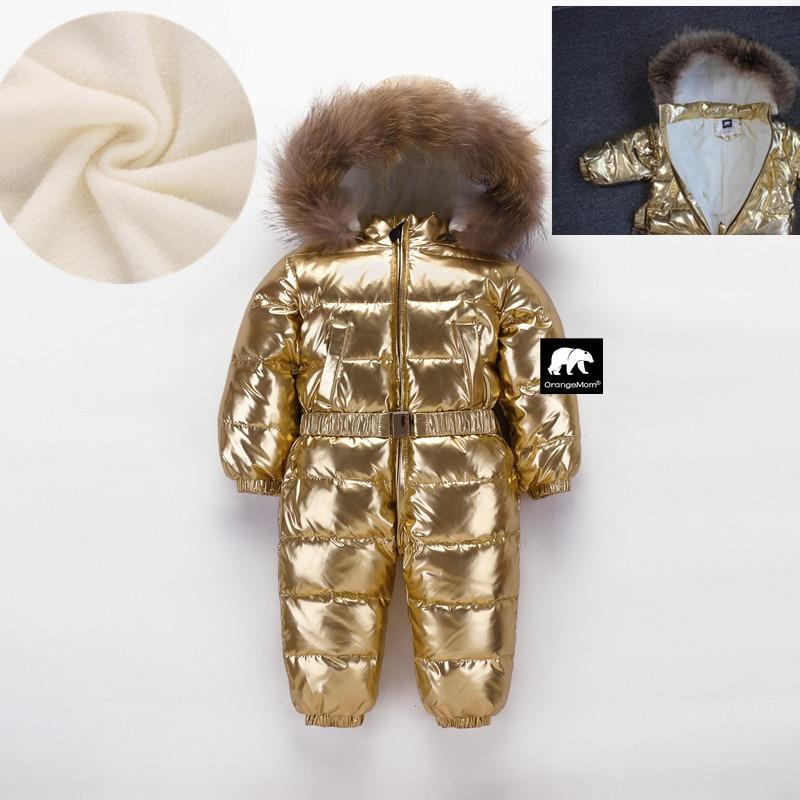 До 35 градусов Orangemom 2018 детская одежда ветровка детский зимний  комбинезон пуховик пальто для девочек мальчиков одежда купить на AliExpress 95d626a0997