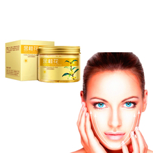 Gold Osmanthus Eye Patches Mask Collagen Gel Protein Sleep Patche Remover Dark Circles Bag care 80Pcs/ Bottle