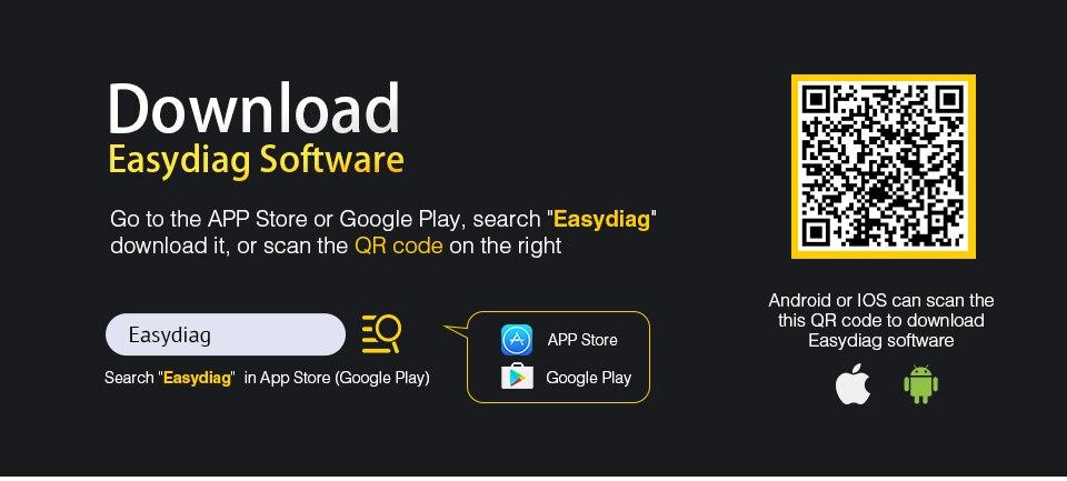 Software Easydiag 3.0 QR Download
