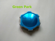 CHROME FUEL TANK CAP FOR HONDA GX120 GX140 GX160 GX200 GX270 GX390 GX420 AND MOST CHINESE COPY ENGINES