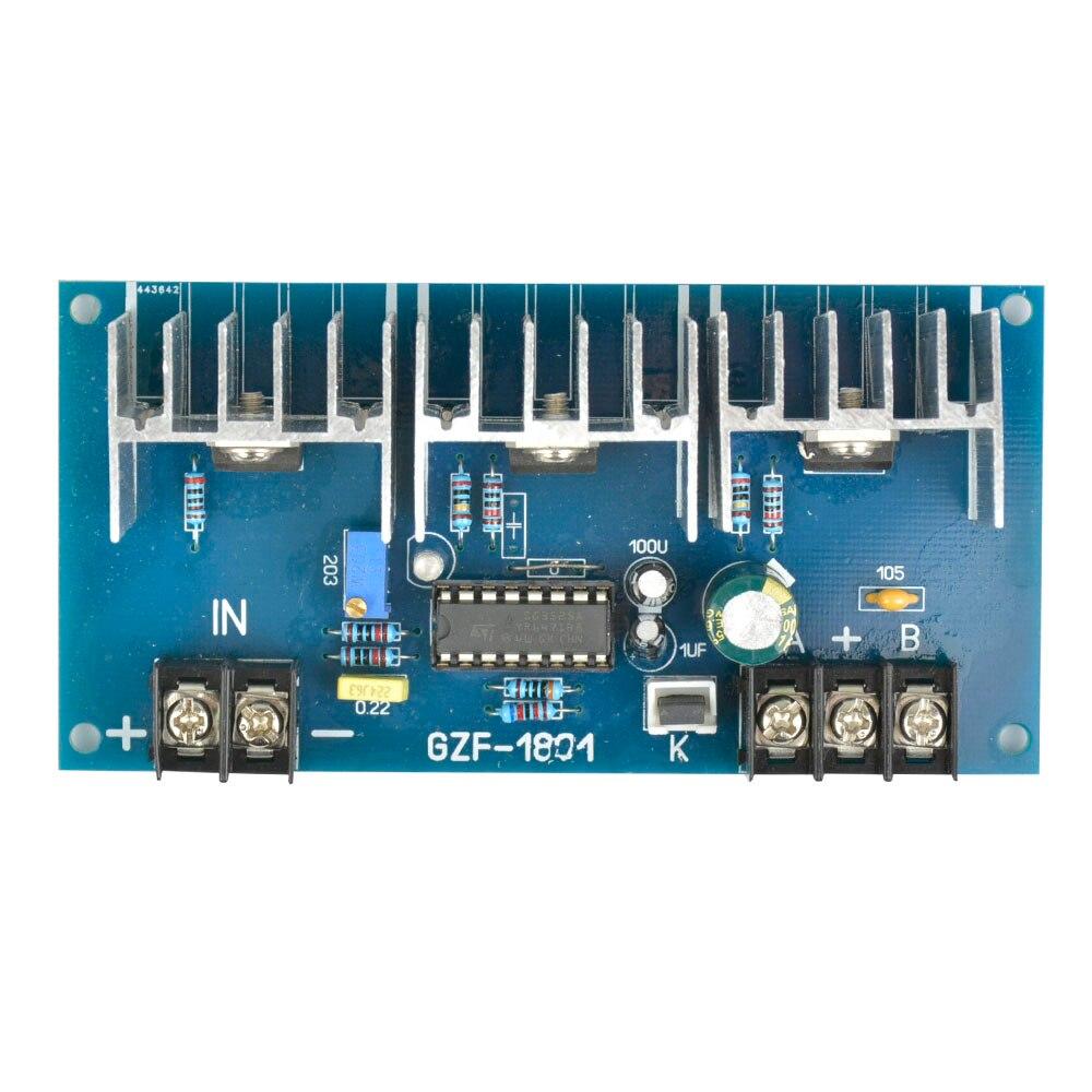 SUNYIMA inwerter moduł boost regulowany DC12V do AC220V 50Hz przetwornica zasilania o niskiej częstotliwości
