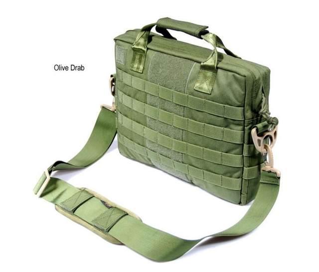 Flyye Molle Cordura Satchel Laptop Bag Mid Notebook 14inch Bg G021