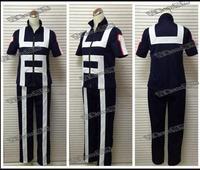 My Boku no Hero Academia Bakugou Katsuki Cosplay Todoroki Shouto high Gymnastics uniform school girls costume