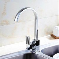 Free Shipping Classic Kitchen Basin Mixer Tap Water Taps Faucet Vessel Mixer Brass Tap Bathroom Faucet