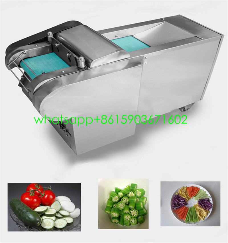 commercial celery vegetable cutting machine /chili vegetable chopping machine /Automatic vegetable cuttercommercial celery vegetable cutting machine /chili vegetable chopping machine /Automatic vegetable cutter