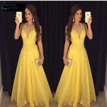 LAYOUT NICEB SHJ803 Evening Dresses Chiffon