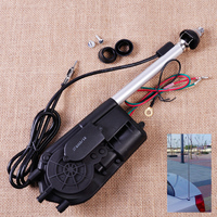 Car Aerial Automatic Power Antenna AM FM Radio Mast Signal Booster Replacement Kit 12V For Mercedes