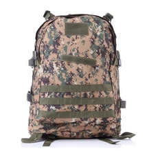 1pc New Climbing Hiking Trekking Military Bag Multifunctional Tactical Backpack Outdoor Travel Kits 9Color