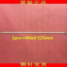 1 stuk led bar licht voor V420H1 LS6 TREM5 backlight 082540N31136D0A 1 stks = 48led 525mm
