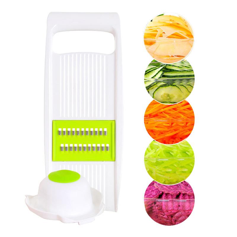 Multi-functional Mandoline Graters Vegetable Slicer Potato Fruit Cutter For Shredders Kitchen Gadgets Tools Accessories Supplies
