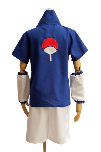 Anime Naruto Cosplay Costume Set