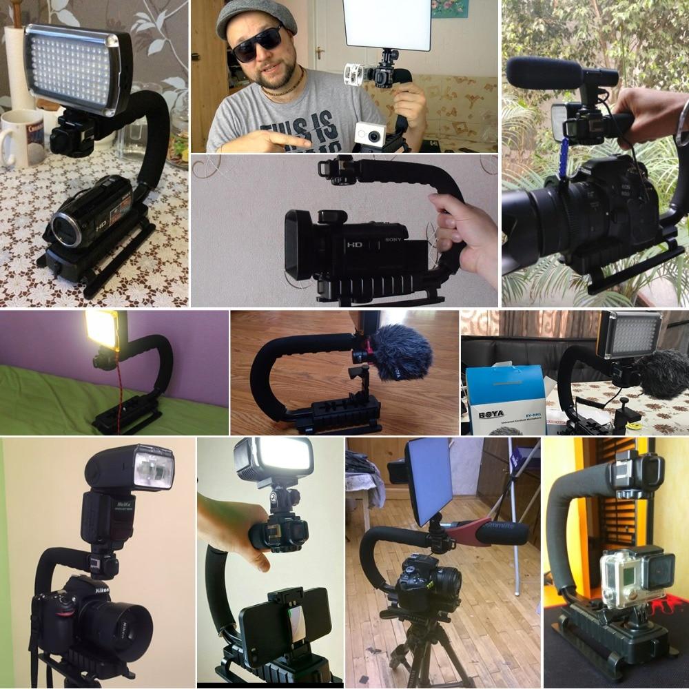 Ulanzi U-Grip Үштік аяқ киім бейнебетінің - Камера және фотосурет - фото 2