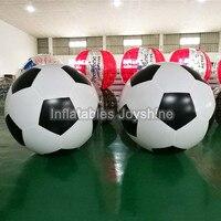 1,5 м пляж мяч надувной футбольный мяч игрушечные лошадки гигантский открытый весело спортивные игрушки надувается пластик мяч летний празд