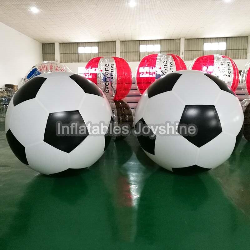 1.5 m ballon de plage gonflable Football jouets balle géant en plein air Fun Sports jouets gonflé en plastique balle été vacances jeu accessoires