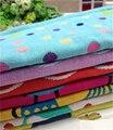 1 pçs/lote Crianças toalha toalha jacquard toalha do bebê do algodão gaze B-SBK-MJ-033