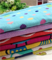 1pcs/lot  Children towel towel jacquard towel baby cotton gauze B-SBK-MJ-033