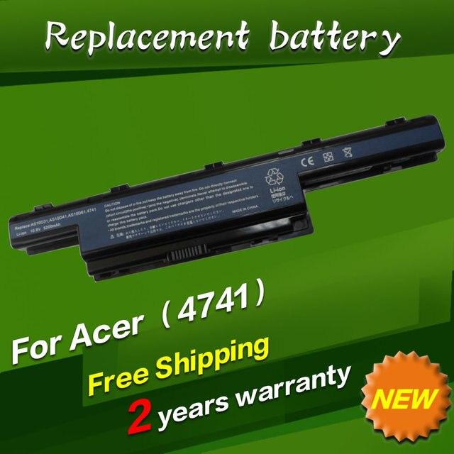 JIGU Battery for Acer Aspire V3 5741 5742 5750 5551G 5560G 5741G 5742G 5750G AS10D31 AS10D51 AS10D61 AS10D71 AS10D75 AS10D81