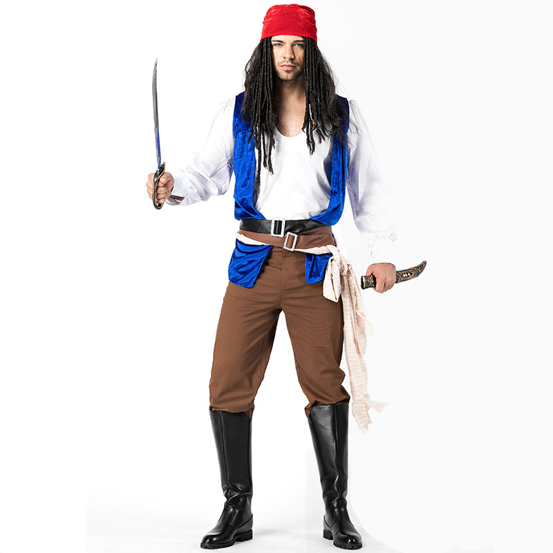 Adult pirates of the caribbean costumes