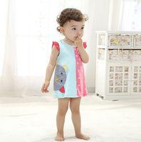 Baby Girl Dress Summer 2016 New Brand Baby Girls Dress Kids Clothes Vestidos Children Dress Princess