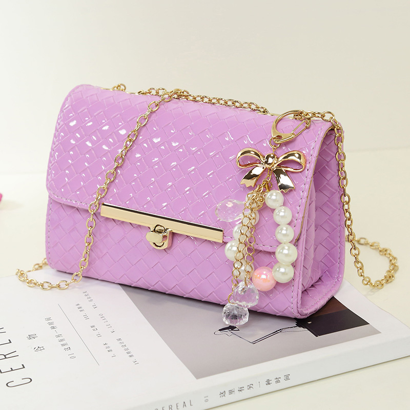New summer small bag female 2019 new wave Korean version ins wild Messenger bag fashion chain handbag shoulderNew summer small bag female 2019 new wave Korean version ins wild Messenger bag fashion chain handbag shoulder