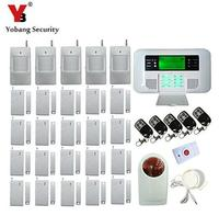 Generic FDL 40B 402 Wireless Wired GSM PSTN Intelligent Burglar Inturder Home Security Alarm System