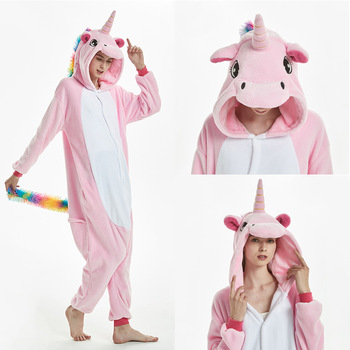Unicorn Sleepwear Kigurumi Onesie