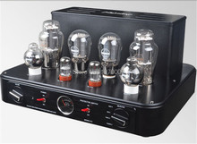 MEIXING MINGDA MC845-C12 Integrated vacuum tube amplifier 300B push 845 single-ended Class A amplifier 2*25W 110~220V