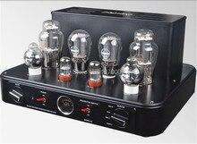 MEIXING MINGDA MC845-C12 Integrated vacuum tube amplifier 300B push 845 single-ended Class A amplifier 2*25W 110~220V