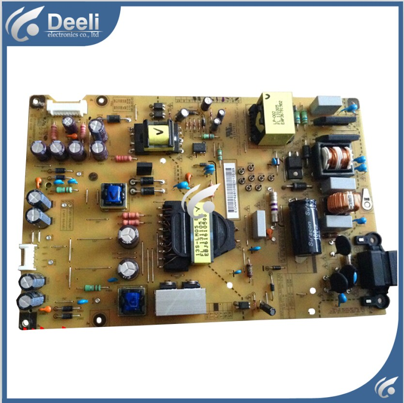 100% New good Working original used power supply board EAY62810801 EAX64905501 LGP4750-13PL2 good working original 90% new used for plhl t605a power supply board