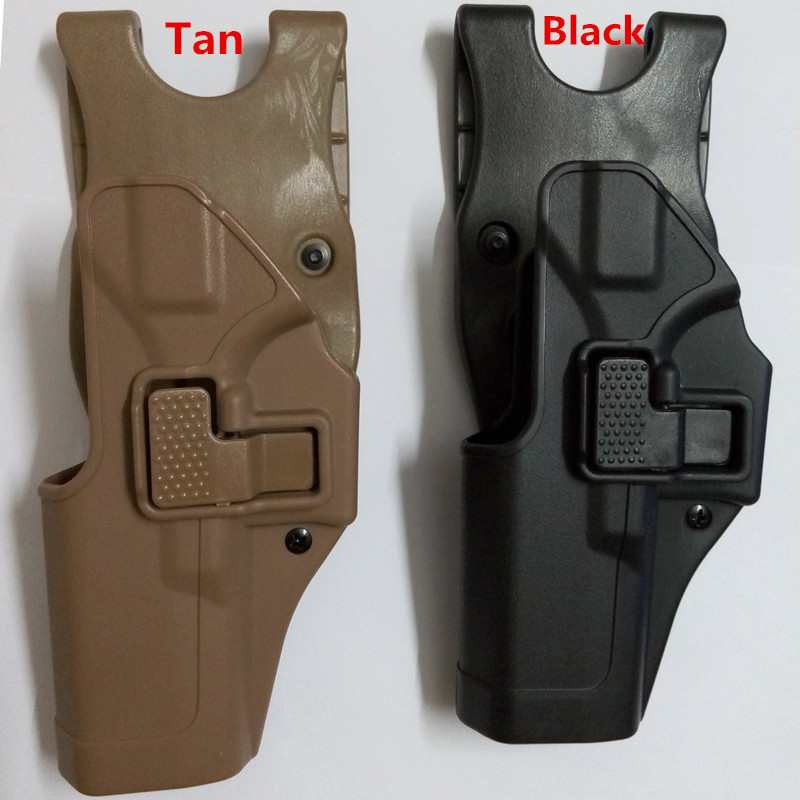 High quality Military Army Tactical belt holster fits for GLOCK 17 19 22 23 31 32