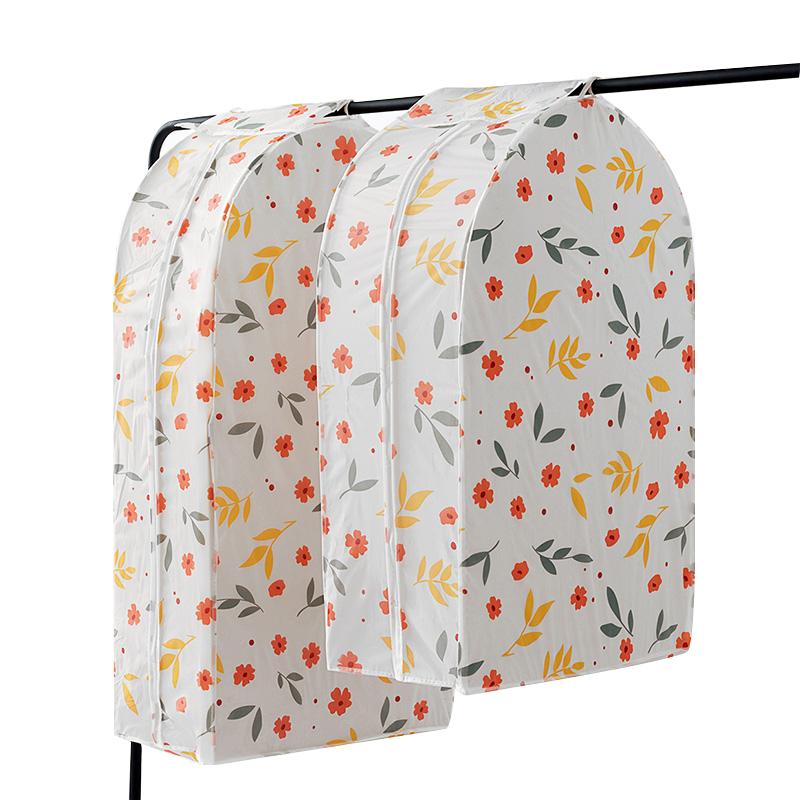 Arch Clothing Covers Suit Coat Clothes Dust Hanging Storage Bags Closet  Wardrobe Organizer Household Merchandises Accessories